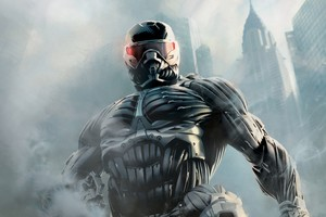 Crytek In Crysis Wallpaper