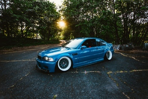 Custom BMW M3 Wallpaper