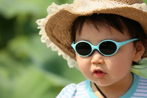 Cute Asian Baby Wallpaper