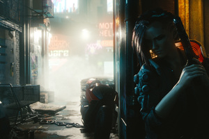 Cyberpunk 2077 2018 4k Wallpaper