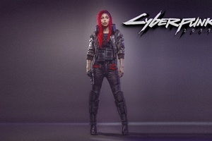 Cyberpunk 2077 Women Cosplay 8k Wallpaper