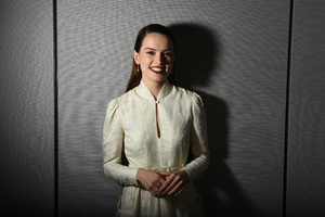 Daisy Ridley Star Wars Ap Exclusive 4k