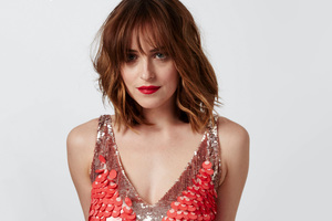 Dakota Johnson Marie Claire Wallpaper