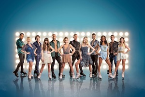 Dancing On Ice 2018 Cast