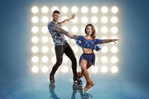 Dancing On Ice Jake Quickenden 8k