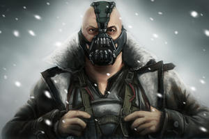 Dark Knight Rises Bane Wallpaper