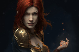 Dark Phoenix 4k Wallpaper