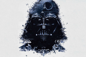 Darth Vader Amazing Art