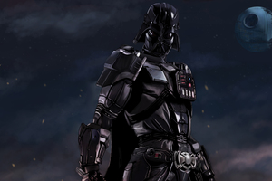 Darth Vader Imperial Artwork