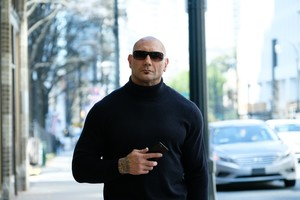 Dave Bautista In Escape Plan 2 Hades Movie 5k Wallpaper