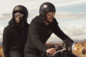 David Beckham And Kevin Hart In Hm