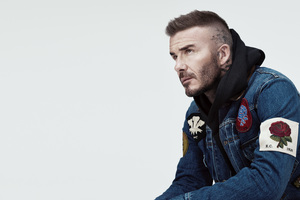 David Beckham KENT And CURWEN 2018 5k Wallpaper