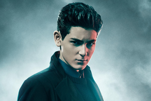 David Mazouz As Bruce Wayne In Gotham Season 5 Wallpaper