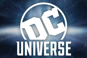 Dc Universe New Logo Wallpaper