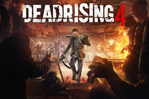Dead Rising 4 Wallpaper