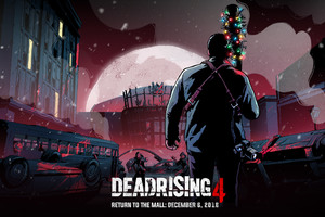 Dead Rising 4 Return To The Mall Wallpaper