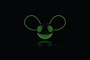 Deadmau5 Dark Green