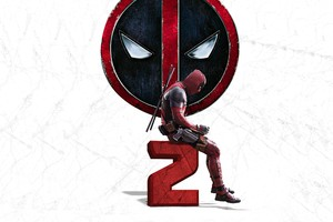 Deadpool 2 4k Poster Wallpaper