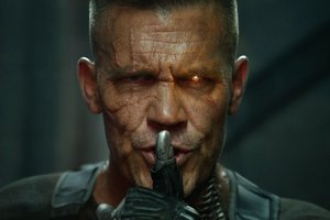 Deadpool 2 Josh Brolin As Cable