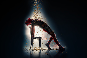 Deadpool 2 Movie 2018 Poster Wallpaper