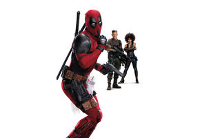 Deadpool 2 Movie 5k Wallpaper