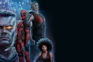 Deadpool 2 Movie 8k Wallpaper