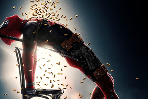 Deadpool 2 Poster 2018 Movie Wallpaper