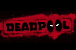 Deadpool 4k Logo