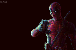 Deadpool Arts 2019
