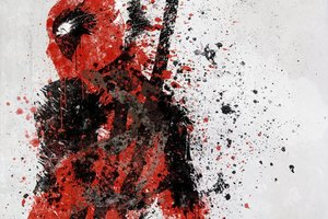 Deadpool Artwork