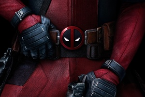 Deadpool Belt