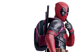 Deadpool Funny HD