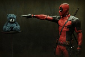 Deadpool Funny Wallpaper
