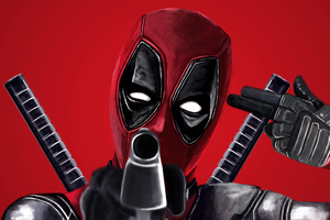 Deadpool Its A Love Story