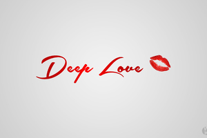 Deep Love Wallpaper