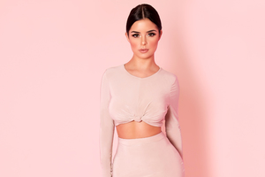 Demi Rose 5k Wallpaper