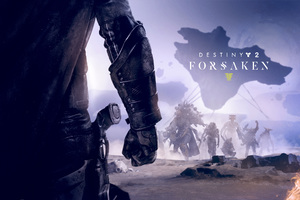 Destiny 2 Forsaken 8k Wallpaper