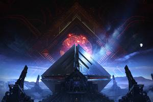 Destiny 2 Warmind Wallpaper