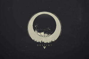 Destiny Game Logo Artwork