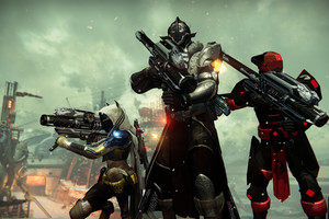Destiny Rise Of Iron 4k