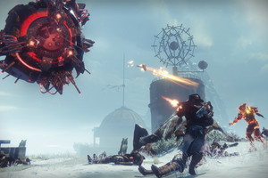 Destiny Rise Of Iron Gameplay