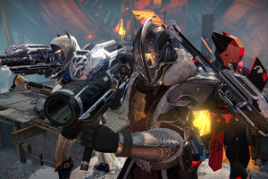 Destiny Rise Of Iron HD