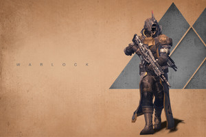 Destiny Warlock Guardian