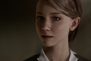 Detroit Become Human 4k