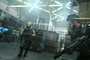 Deus EX Mankind Game HD