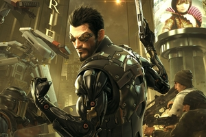 Deus EX Mankind Game