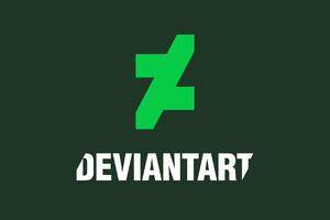 Deviantart Logo 4k Wallpaper