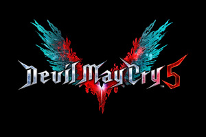 Devil May Cry 5 Logo 5k Wallpaper