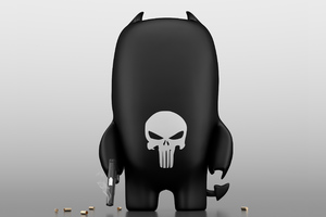 Devil Punisher Wallpaper