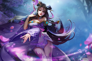 Diaochan Wallpaper